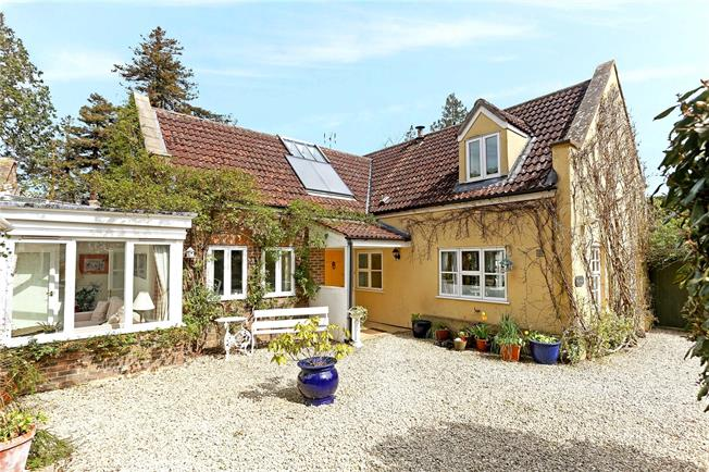Offers in the region of £795,000, 5 Bedroom Detached House For Sale in Frampton on Severn, GL2