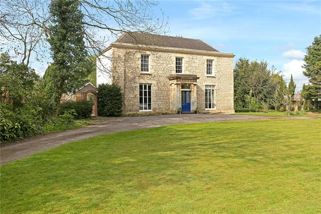 Offers in the region of £875,000, 5 Bedroom Detached House For Sale in Gloucestershire, GL10