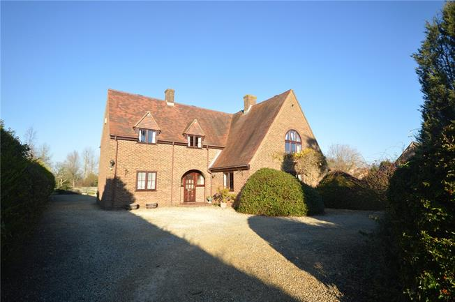 Asking Price £865,000, 4 Bedroom Detached House For Sale in Frampton on Severn, GL2