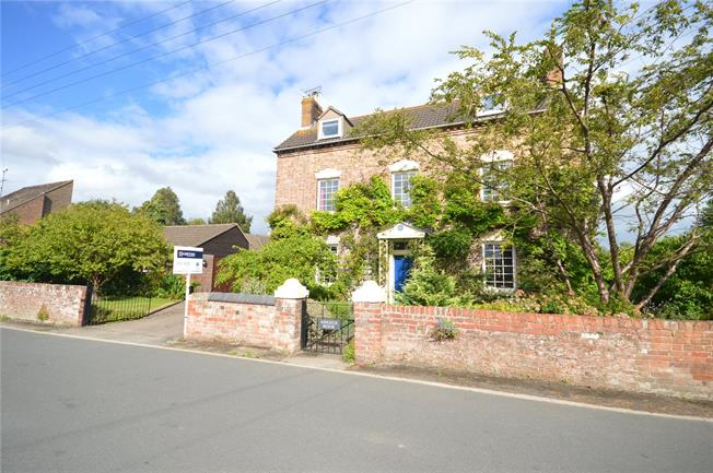 Offers in the region of £795,000, 7 Bedroom Detached House For Sale in Frampton on Severn, GL2
