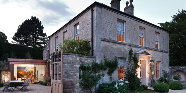 Asking Price £1,395,000, 5 Bedroom Detached House For Sale in Stroud, Gloucestershire, GL6