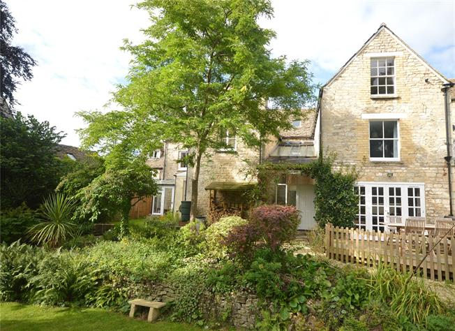 Guide Price £750,000, 6 Bedroom Semi Detached House For Sale in Nailsworth, GL6