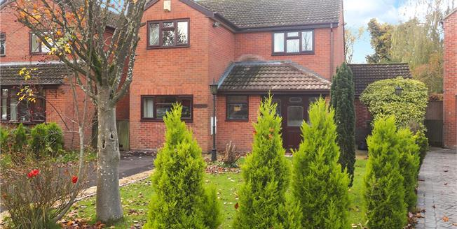 Offers in excess of £550,000, 4 Bedroom Detached House For Sale in Frampton on Severn, GL2