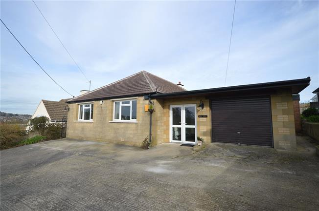 Asking Price £425,000, 4 Bedroom Bungalow For Sale in Selsley Hill, GL5