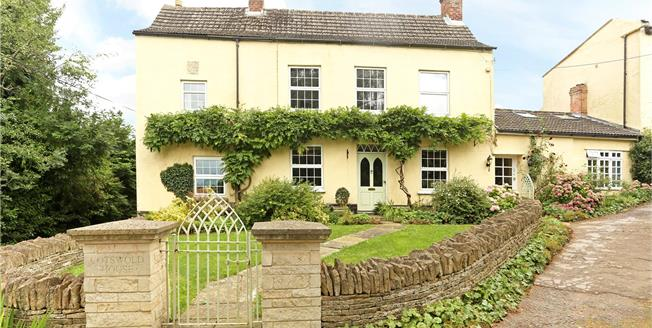 Asking Price £695,000, 4 Bedroom Semi Detached House For Sale in North Nibley, GL11