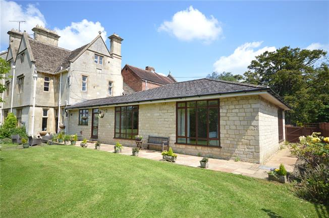 Offers in excess of £300,000, 2 Bedroom Bungalow For Sale in Haresfield, GL10