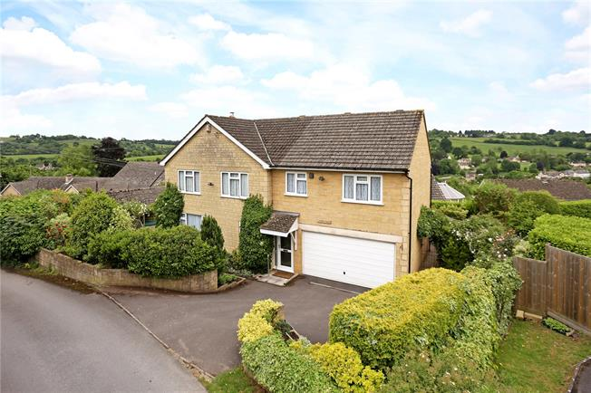 Guide Price £469,995, 5 Bedroom Detached House For Sale in Nailsworth, GL6