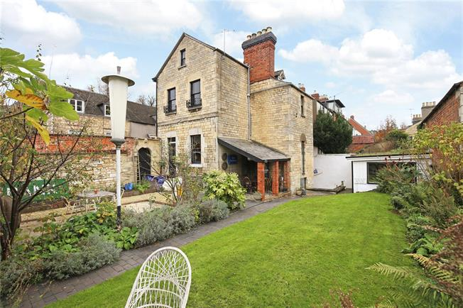 Offers in excess of £560,000, 4 Bedroom Semi Detached House For Sale in Stroud, GL5