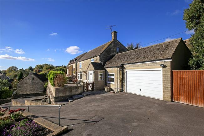 Offers in excess of £399,995, 4 Bedroom Detached House For Sale in Chalford Hill, Stroud, GL6