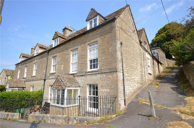 Guide Price £600,000, 4 Bedroom Semi Detached House For Sale in Amberley, GL5