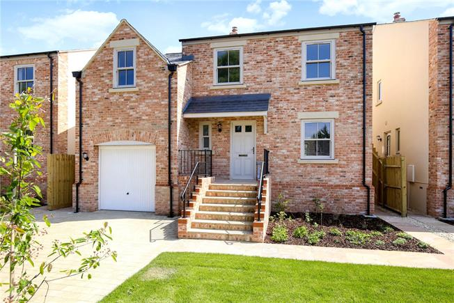 Asking Price £600,000, 5 Bedroom Detached House For Sale in Frampton On Severn, Glouc, GL2