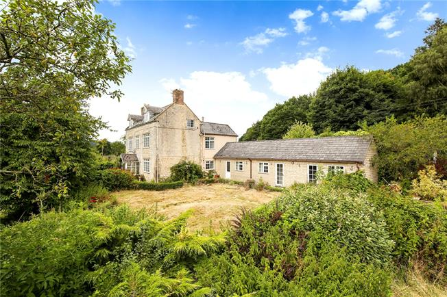 Asking Price £750,000, 6 Bedroom Detached House For Sale in Dursley, Gloucestershire, GL11
