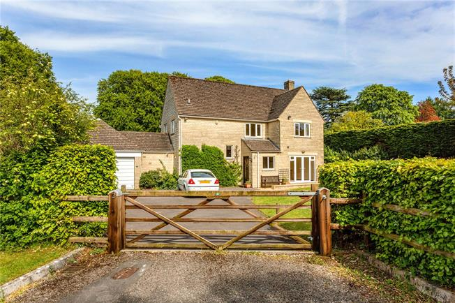 Offers in the region of £630,000, 4 Bedroom Detached House For Sale in Stroud, Gloucestershire, GL5