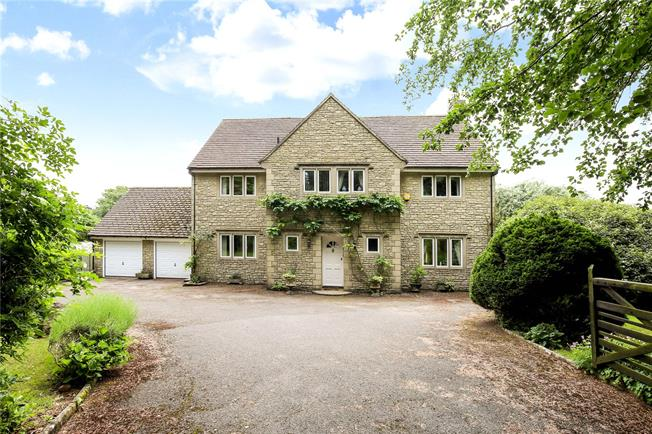 Offers in excess of £800,000, 4 Bedroom Detached House For Sale in Gloucestershire, GL6