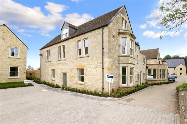 Guide Price £795,000, 4 Bedroom End of Terrace House For Sale in Minchinhampton Common, St, GL5