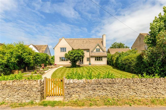 Offers in the region of £785,000, 4 Bedroom Detached House For Sale in Gloucestershire, GL6