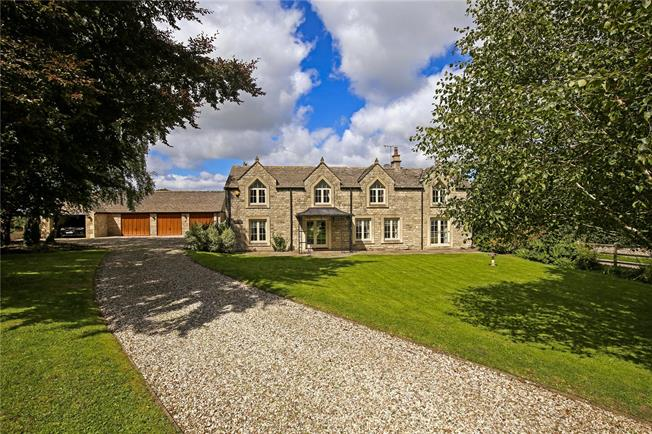 Asking Price £895,000, 4 Bedroom Detached House For Sale in Dursley, Gloucestershire, GL11