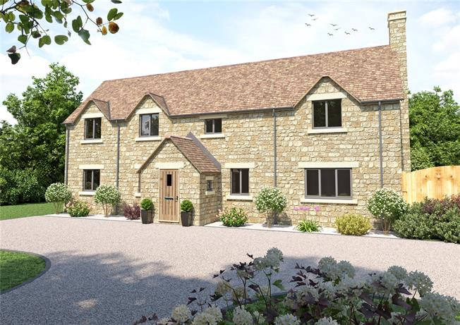 Guide Price £995,000, 5 Bedroom Detached House For Sale in Nympsfield, Gloucestershi, GL10