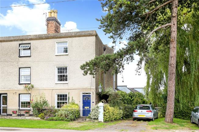 Guide Price £495,000, 2 Bedroom Semi Detached House For Sale in Frampton on Severn, GL2