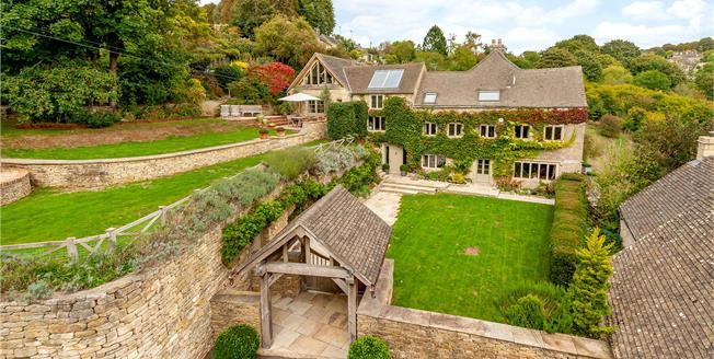 Guide Price £1,500,000, 6 Bedroom Detached House For Sale in Stroud, Gloucestershire, GL6