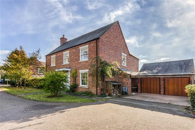 Offers in excess of £600,000, 4 Bedroom Detached House For Sale in Frampton on Severn, GL2