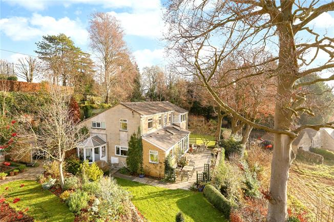 Guide Price £795,000, 4 Bedroom Detached House For Sale in Gloucestershire, GL6