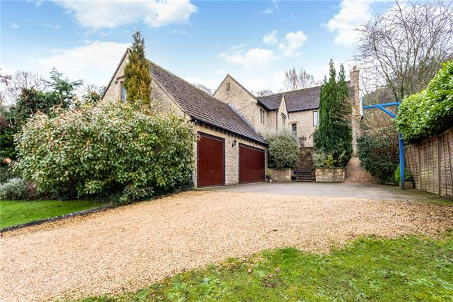 Offers in the region of £850,000, 5 Bedroom Detached House For Sale in Synwell, GL12