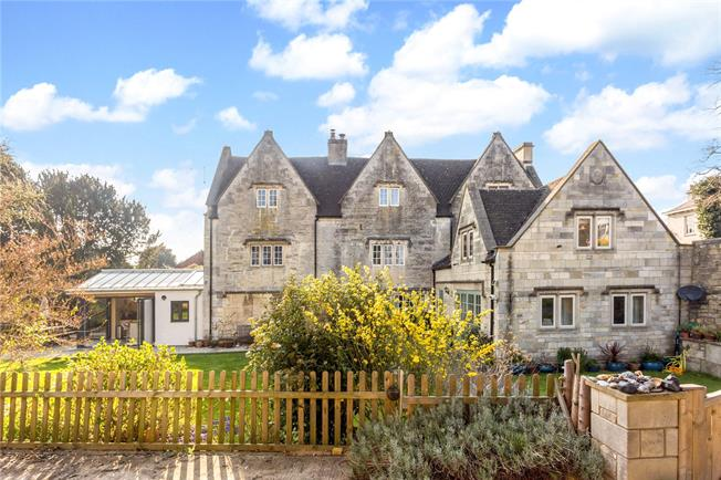 Guide Price £625,000, 5 Bedroom Semi Detached House For Sale in Stroud, Gloucestershire, GL5