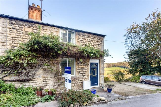Guide Price £299,950, 2 Bedroom Semi Detached House For Sale in Stroud, GL5