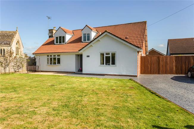 Asking Price £595,000, 4 Bedroom Detached House For Sale in Saul, GL2