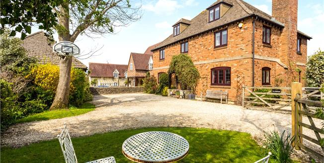 Offers in excess of £750,000, 6 Bedroom Detached House For Sale in Haresfield, GL10