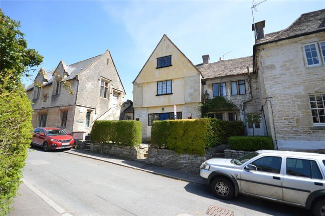 Guide Price £495,000, 4 Bedroom Terraced House For Sale in Stroud, Gloucestershire, GL6