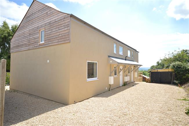 Guide Price £375,000, 3 Bedroom Semi Detached House For Sale in Gloucestershire, GL6