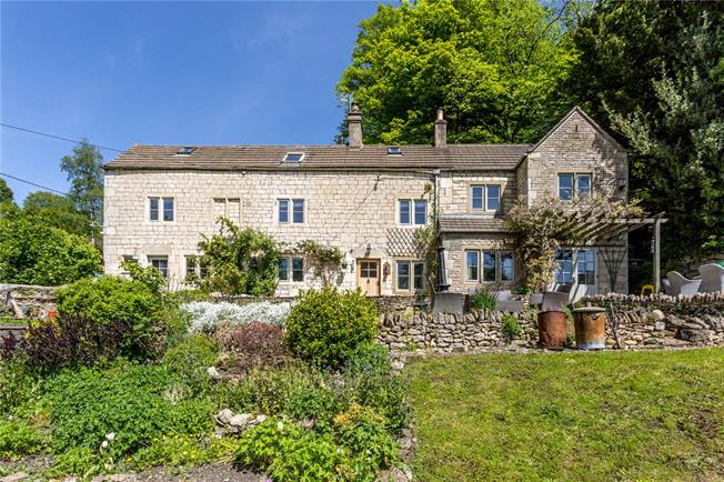 Offers in excess of £500,000, 4 Bedroom Detached House For Sale in Stroud, Gloucestershire, GL6