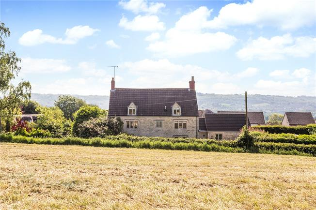 Guide Price £670,000, 4 Bedroom Detached House For Sale in Gloucestershire, GL6