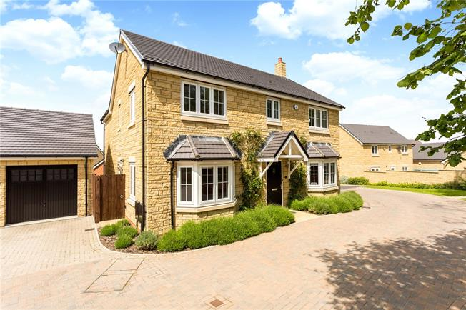 Asking Price £535,000, 4 Bedroom Detached House For Sale in Kings Stanley, GL10