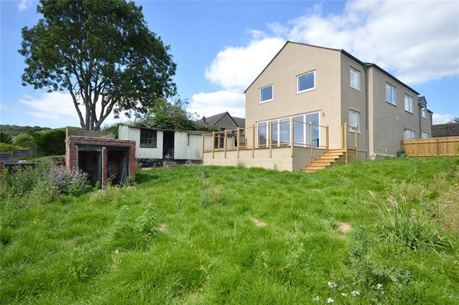 Guide Price £450,000, 3 Bedroom Semi Detached House For Sale in Gloucestershire, GL6
