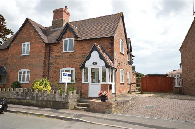 Guide Price £350,000, 3 Bedroom Semi Detached House For Sale in Arlingham, GL2