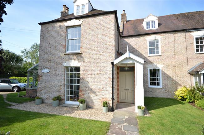 Guide Price £575,000, 4 Bedroom Terraced House For Sale in Frampton on Severn, GL2