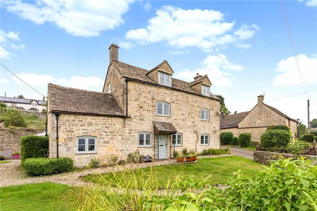 Guide Price £850,000, 5 Bedroom Detached House For Sale in Gloucestershire, GL6