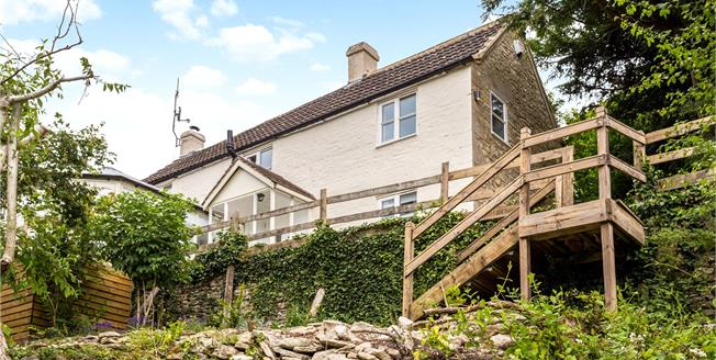 Guide Price £375,000, 2 Bedroom Detached House For Sale in Stroud, Gloucestershire, GL6