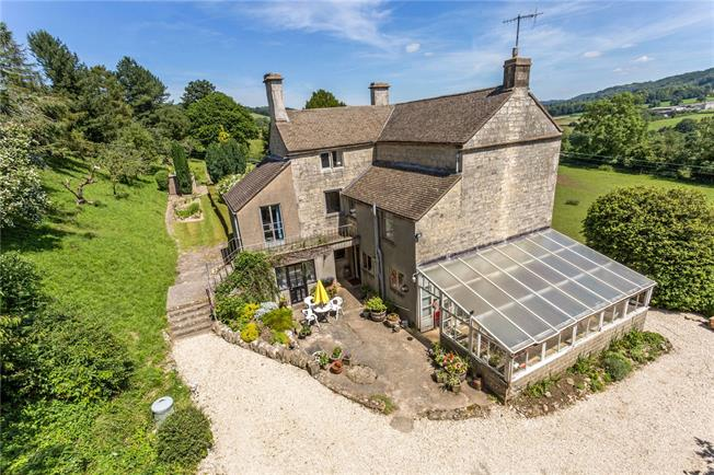 Offers in the region of £680,000, 6 Bedroom Detached House For Sale in Stroud, GL6