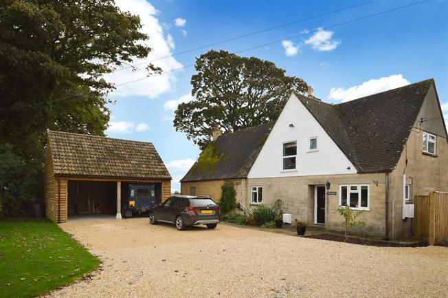 Offers in the region of £650,000, 4 Bedroom Detached House For Sale in Stroud, Gloucestershire, GL6