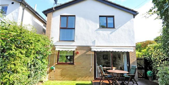 Asking Price £725,000, 4 Bedroom Detached House For Sale in Sunbury-on-Thames, TW16