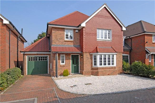 Offers in excess of £650,000, 4 Bedroom Detached House For Sale in Chertsey, KT16