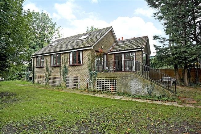 Asking Price £600,000, 4 Bedroom Detached House For Sale in Surrey, TW16