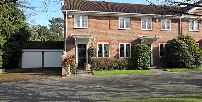 Offers in excess of £750,000, 4 Bedroom House For Sale in Weybridge, KT13