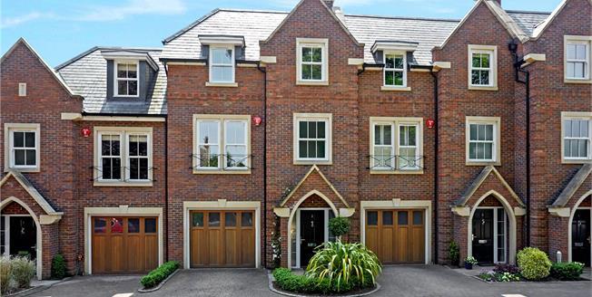 Asking Price £1,500,000, 5 Bedroom Terraced House For Sale in Weybridge, KT13