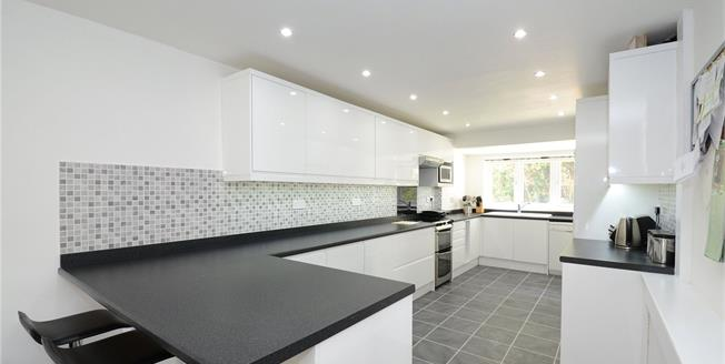 Asking Price £700,000, 4 Bedroom Mews House For Sale in Surrey, KT13