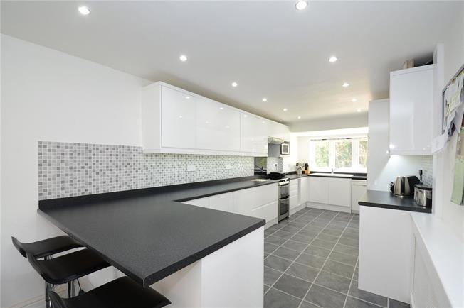 Asking Price £700,000, 4 Bedroom Mews House For Sale in Weybridge, KT13